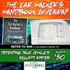 Enter Our Giveaway: Win a Copy of 'The Car Hacker's Handbook'