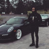 Chris Brown's New Porsche 911 Turbo S is the Car you Dream about Owning