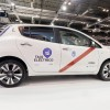 Nissan Building World's Largest EV Taxi Fleet