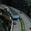 Can't Beat Traffic? Why Not Build a Giant, Street-Straddling Bus and Go Over It?