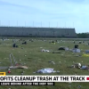 350,000 Fans Attended the 100th Indy 500 and Things Got a Little Messy