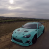 [VIDEO] Driving a Tiffany-Blue Rocket Bunny Scion FR-S