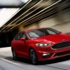 2017 Ford Fusion Overview