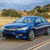 2017 Honda Accord EPA-Rated as Market's Most Fuel-Efficient Midsize Hybrid Sedan