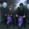 Matt LeBlanc Takes On James Corden In High-Stakes Race