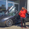 One Look at DJ Mustard's BMW i8 Will Make You Wish You Could Produce Hip-Hop Records