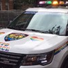 NYPD Honors Orlando Victims, Supports LGBT Community with New Pride Patrol SUV