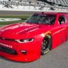 Chevy Reveals New 2017 Camaro for NASCAR XFINITY Series