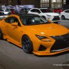 2016 Lexus RC F Overview