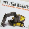 Book Review: 'Tiny LEGO Wonders' Inspires with Mini Vehicle Models