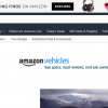 Amazon Vehicles – One Step Closer to Online Car Sales?