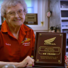 Honda Kokoro Video Spotlights 98-Year-Old Honda Dealer Helen Musselman