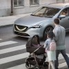 Swedish Company Builds Autonomous Car That Smiles at You to Raise Pedestrian Trust