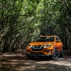 The Nissan Rogue Gets an Update for 2017