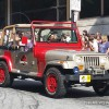 University of New Orleans Student Transforms Jeep Wrangler Into 'Jurassic Park' Jeep
