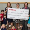 Nissan Commits To Literacy