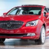 Buick Earns Top Spot in JD Power's 2016 SSI Study