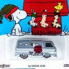 The Holidays Roll In on These Must-Have 'Charlie Brown Christmas' Hot Wheels Cars