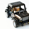 The Lego Jeep Wrangler Rubicon Could Conquer Your Living Room, With a Little Help