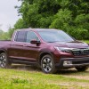 2017 Honda Ridgeline Named North American Truck of the Year in Detroit