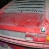Classic BMW M1 Rescued From Italian Barn