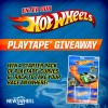 Enter Our Giveaway to Win a Hot Wheels PlayTape Pack!