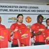 Chevrolet Hosts Manchester United Fan Party at Indian Dealership