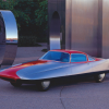 The 1955 Chrysler Ghia Streamline X is Up for Auction