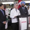 Honda Investing $492 Million in Ontario Manufacturing Plants to Reduce Carbon Footprint