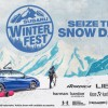 Subaru WinterFest Lifestyle Tour Celebrating Winter Adventures