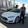 Trump Meets with Tesla and Ford CEOs to Talk American Manufacturing