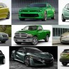Cool Car Colors: Which 2017 Models Are Available in Green?