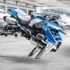 BMW and LEGO Collaborate to Make Life-Sized Model of the LEGO Technic Hover Ride Concept