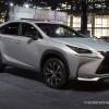 2017 Lexus NX Overview