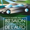 Photo Gallery: Geneva International Motor Show Posters Throughout the Decades