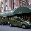Harrods Delivery Fleet Goes Electric Thanks to Nissan