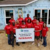 Nissan Canton Completes Latest Habitat for Humanity Home