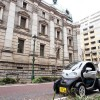Nissan's Super-Compact EV Drives Car Sharing Service in City of Yokohama