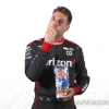 Watch These Grown-Ass Racecar Drivers Play Chubby Bunny