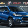 GM Canada Sales Increase 5% in February; Cadillac, GMC, Buick Brands Make Gains