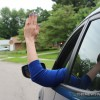A Simple Guide to Using Hand Signals While Driving [PHOTOS]