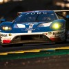 In the Nick of Time: No. 67 Ford GT Grabs Second Place at Finish of 2017 Le Mans 24 Hours