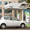 Nissan Charges Up Michigan with Two New Public Fast-Charge Stations