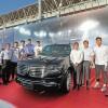 CBA Champion Xinjiang Flying Tigers Awarded Lincoln Navigators