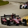 Honda Driver and Ohioan Graham Rahal Earns Podium Finish at Mid-Ohio