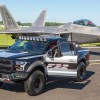 Ford Auctions Off One-of-A-Kind F-22 F-150 Raptor for $300K at EAA Gathering of Eagles