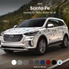 Hyundai Displays New 2018 Models with Hope on Wheels Paint Job