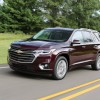 Chevrolet Traverse Gets Small Handful of Updates for 2019