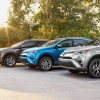 Toyota SUVs and Trucks Up Again in October
