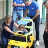 Ford Volunteers Engineer Special F-150 Power Wheels for Children with Disabilities